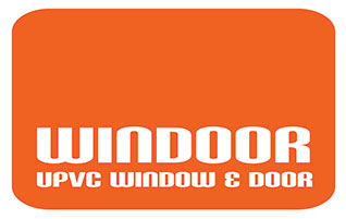 Kusen UPVC Windoor