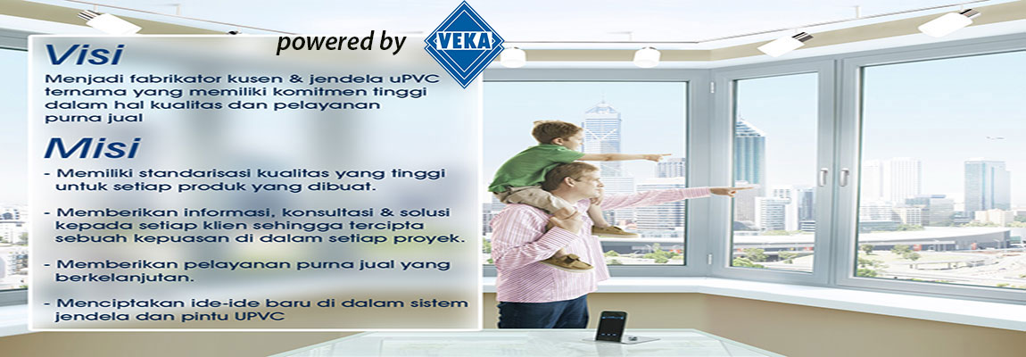 PT Wijaya Karunia Megah Fabricator Kusen Pintu Jendela UPVC