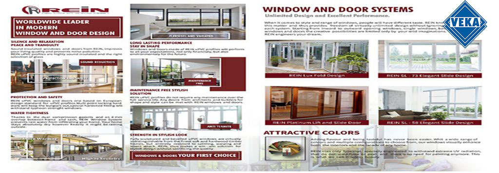 Windoor Kusen UPVC Fabricator