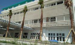 Contoh project BUMN UPVC Windoor dan Pintu Engineering Leaf Windoor